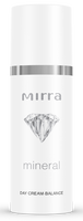 DAY cream balance MIRRA MINERAL line (50 ml)
